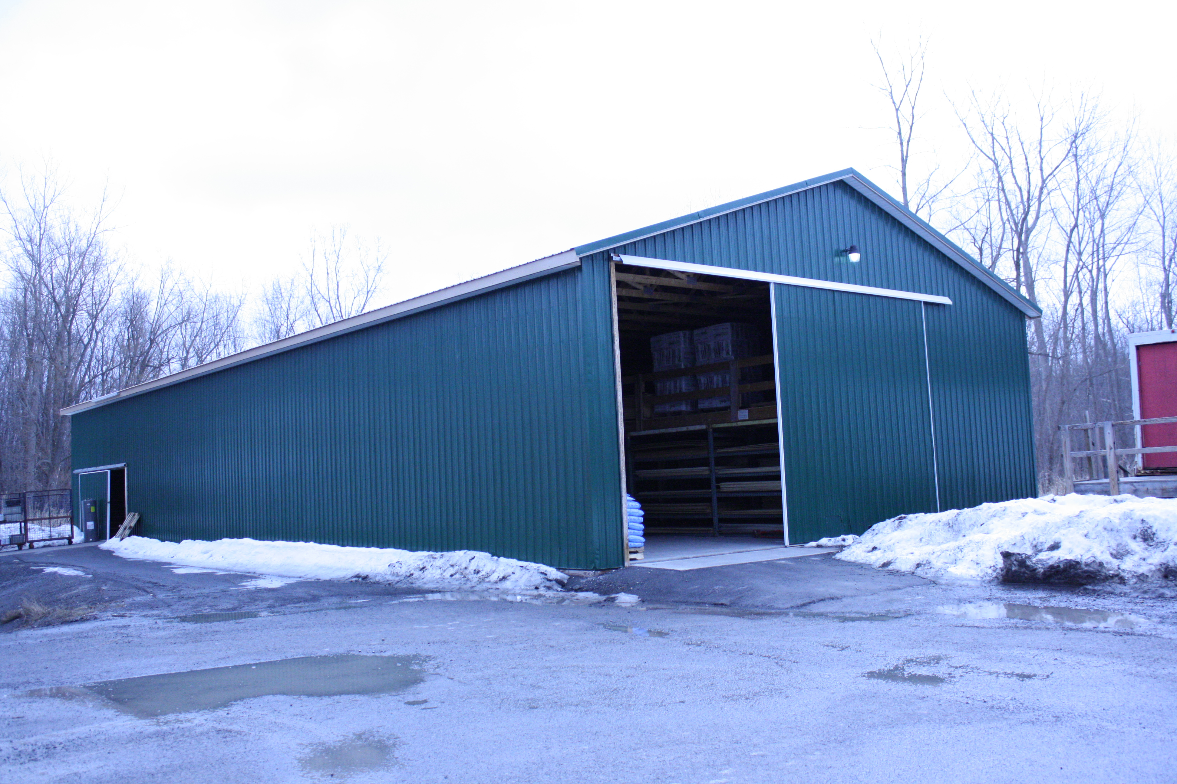 your to barns guru building back dream returns selling pole buildings barn mike the design