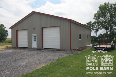 Top 5 Uses For A Pole Barn Structure Hep Sales